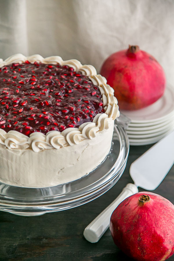 Cakes Recipes For Christmas  Mouthwatering Christmas Cake Recipes From Pinterest