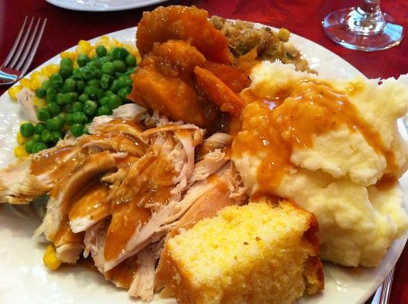 Canadian Thanksgiving Recipes  LumDimSum Blog Archive 4corners Canadian Thanksgiving