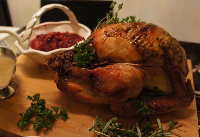 Canadian Thanksgiving Recipes  Recipe Maple Roast Turkey for Canadian Thanksgiving