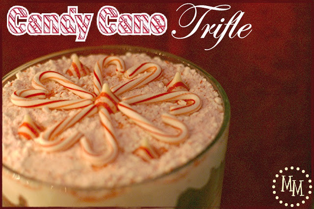 Candy Cane Christmas Shop  Candy Cane Trifle Homemade Christmas Recipes The Scrap