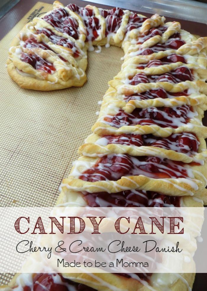 Candy Cane Christmas Shop  25 Christmas Breakfast Recipes The Idea Room