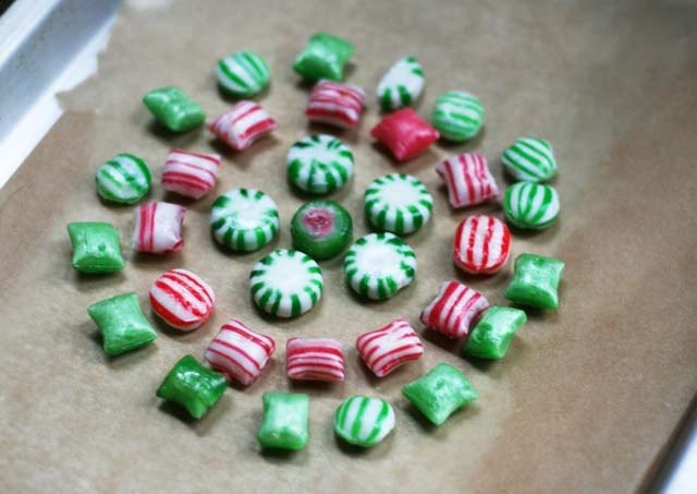 Candy Christmas Ornaments  Melted Christmas Candy Ornaments – Cheap Recipe Blog