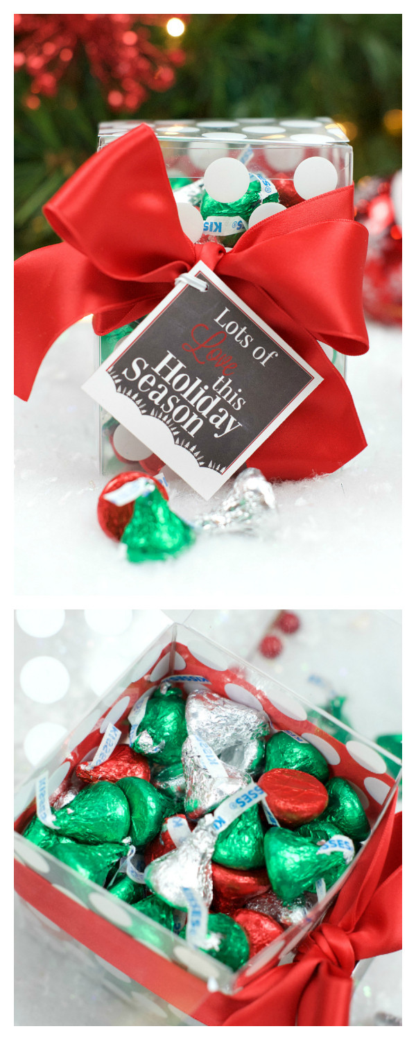 Candy Gifts For Christmas  Chocolate Gift Ideas for Christmas – Fun Squared