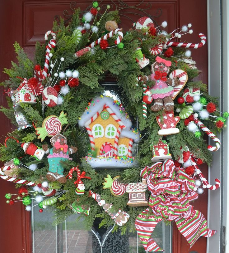 Candy Themed Christmas Ornaments  1000 images about Candy themed Christmas decorations on