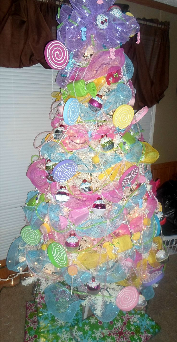 Candy Themed Christmas Ornaments  192 best Candy themed Christmas decorations images on