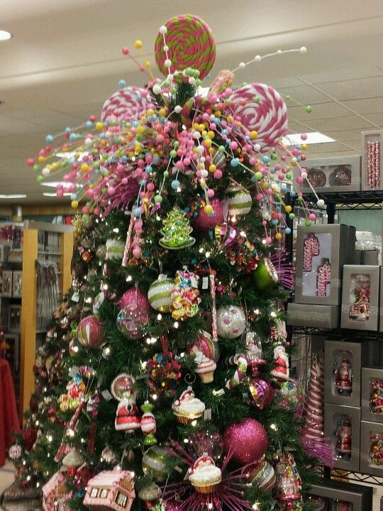 Candy Themed Christmas Ornaments  Best 25 Candy land christmas ideas on Pinterest