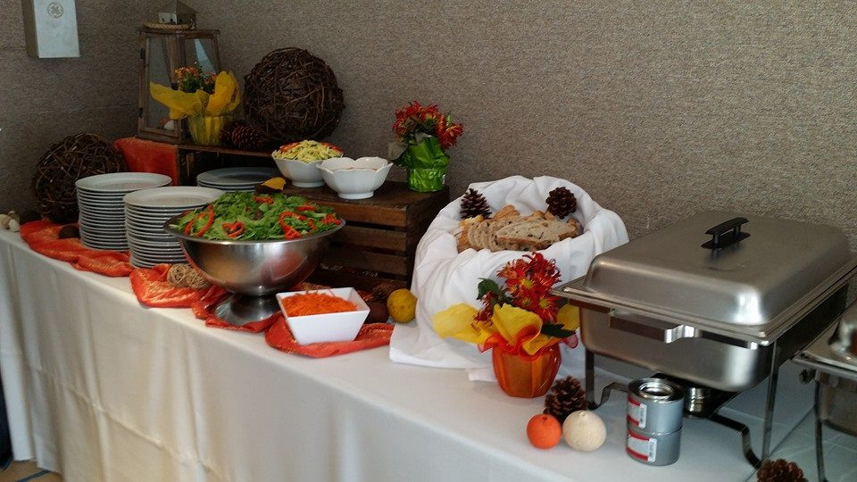 Cater Thanksgiving Dinner  Holidays Catering Gallery – Caterman Catering – Bay Area