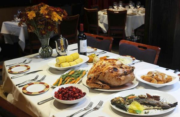 Cater Thanksgiving Dinner  Thanksgiving in London BU Study Abroad London blog