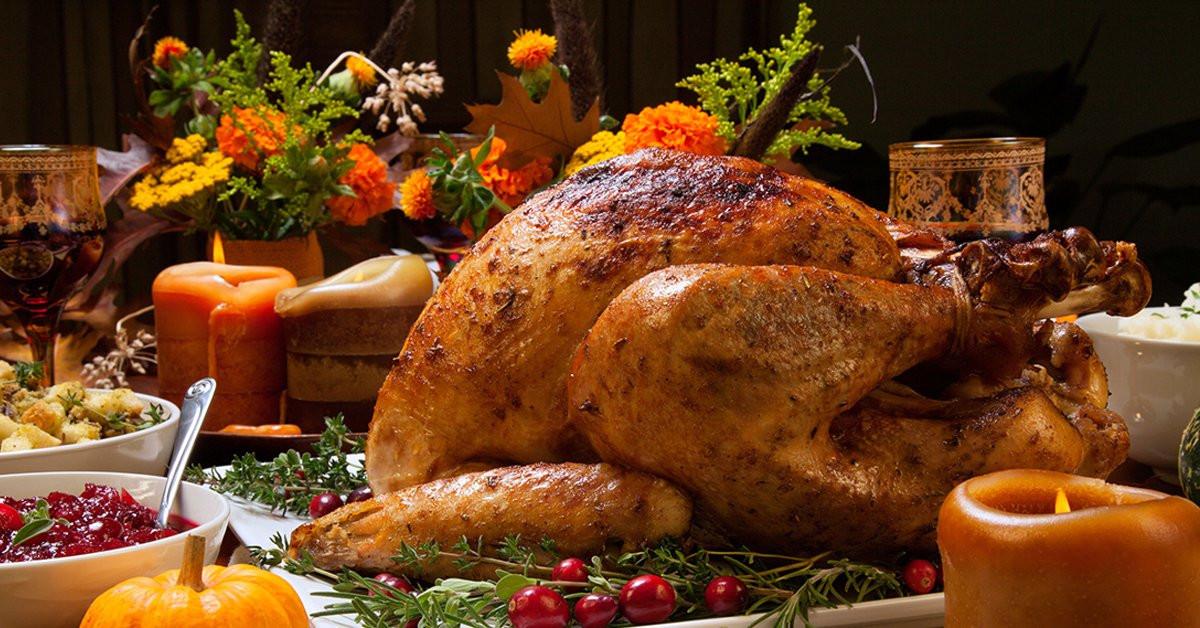 Cater Thanksgiving Dinner  Running Wild Catering