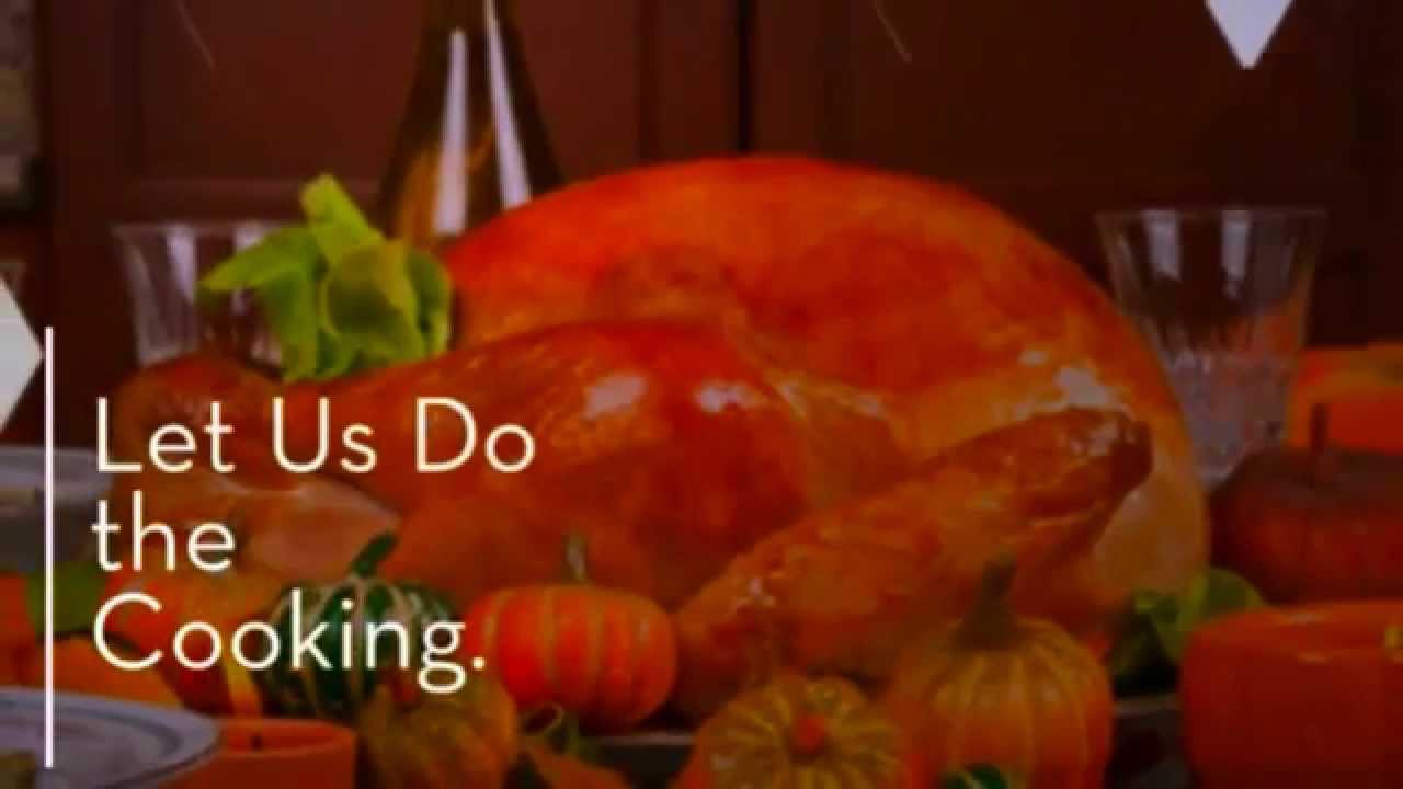 Cater Thanksgiving Dinner  Catered ThanksGiving Dinner Ottawa Turkey Dinner To Go