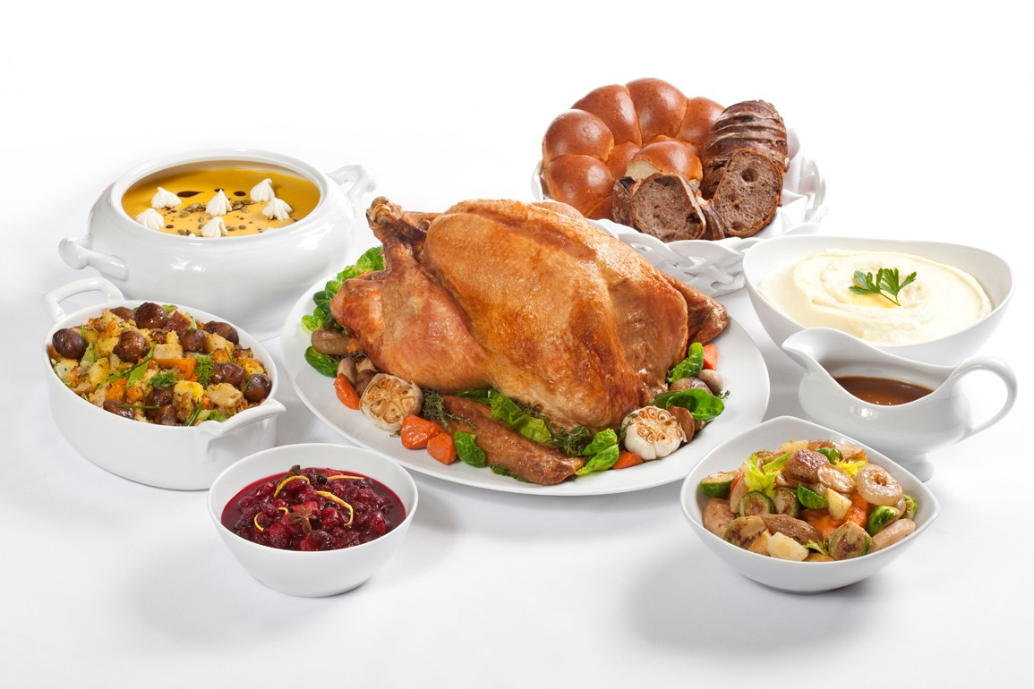 Cater Thanksgiving Dinner  Raleigh Holiday Catering