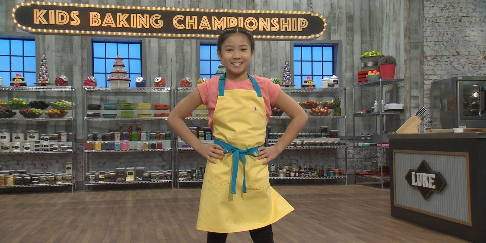 Christmas Baking Championship 2019  Kids Baking Championship winner Linsey Lam on her victory