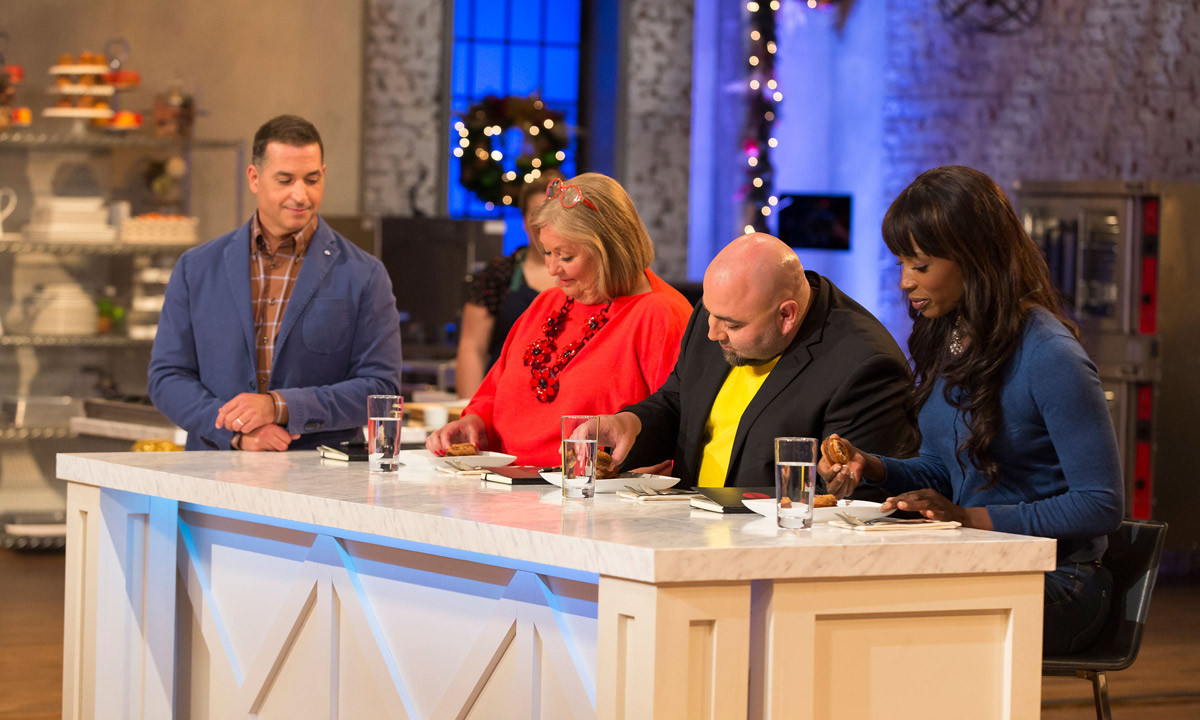 Christmas Baking Championship 2019  SBS food channel a deep fried disaster InDaily