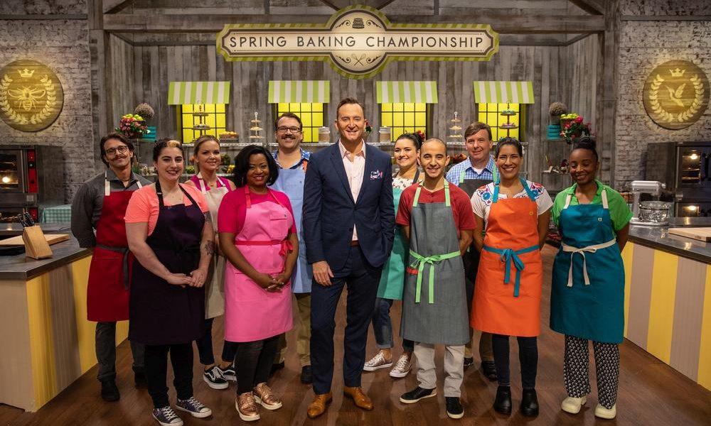 Christmas Baking Championship 2019  Spring Baking Championship Season 5 Food Network – BSCkids