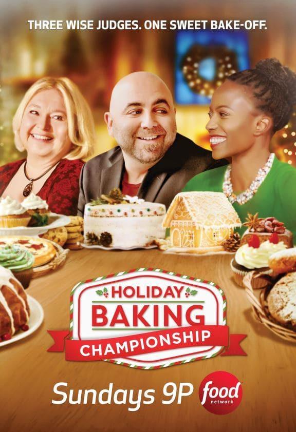 Christmas Baking Championship 2019  Holiday Baking Championship TV Series 2014 Posters
