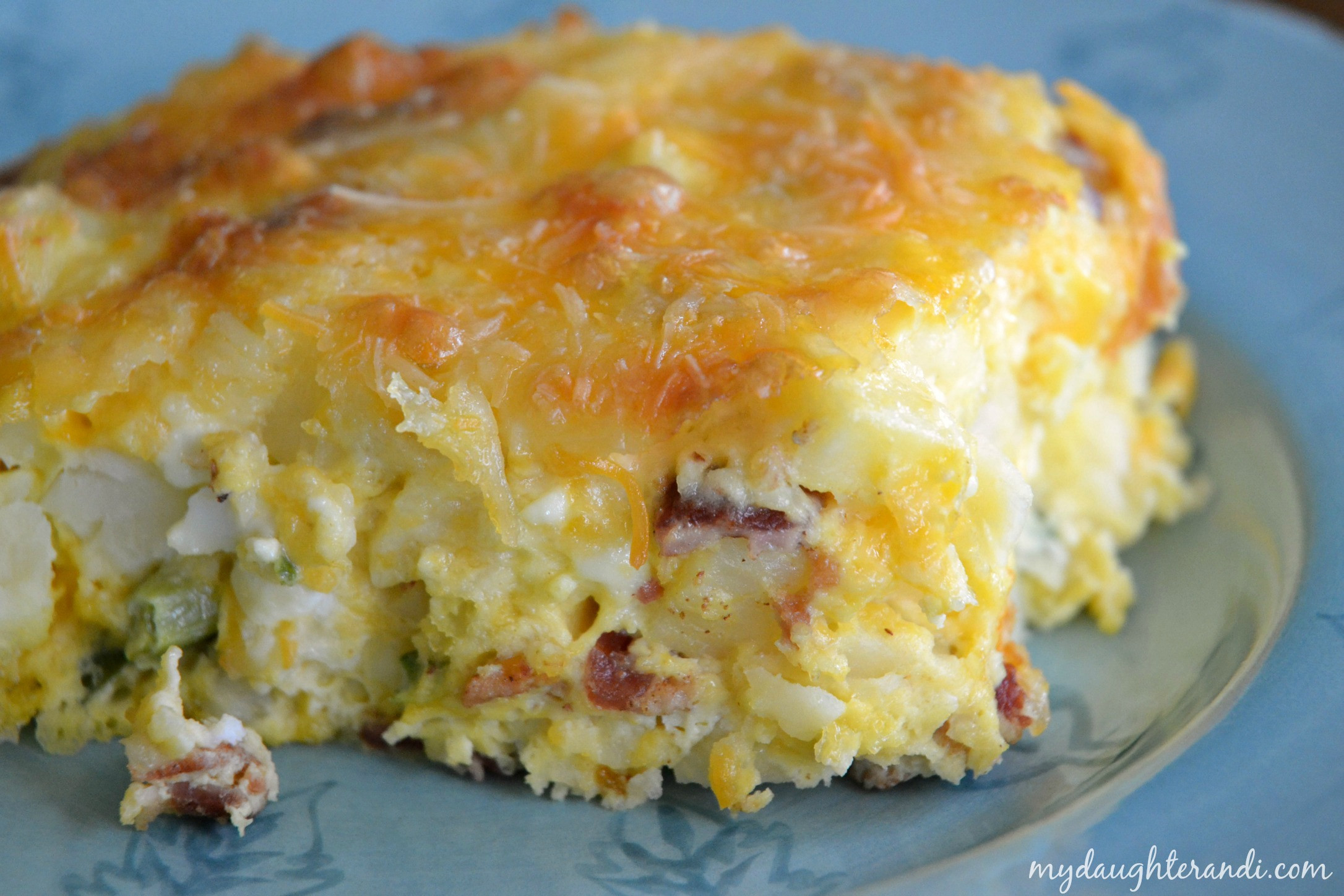 Christmas Breakfast Casseroles Recipes  breakfast recipes