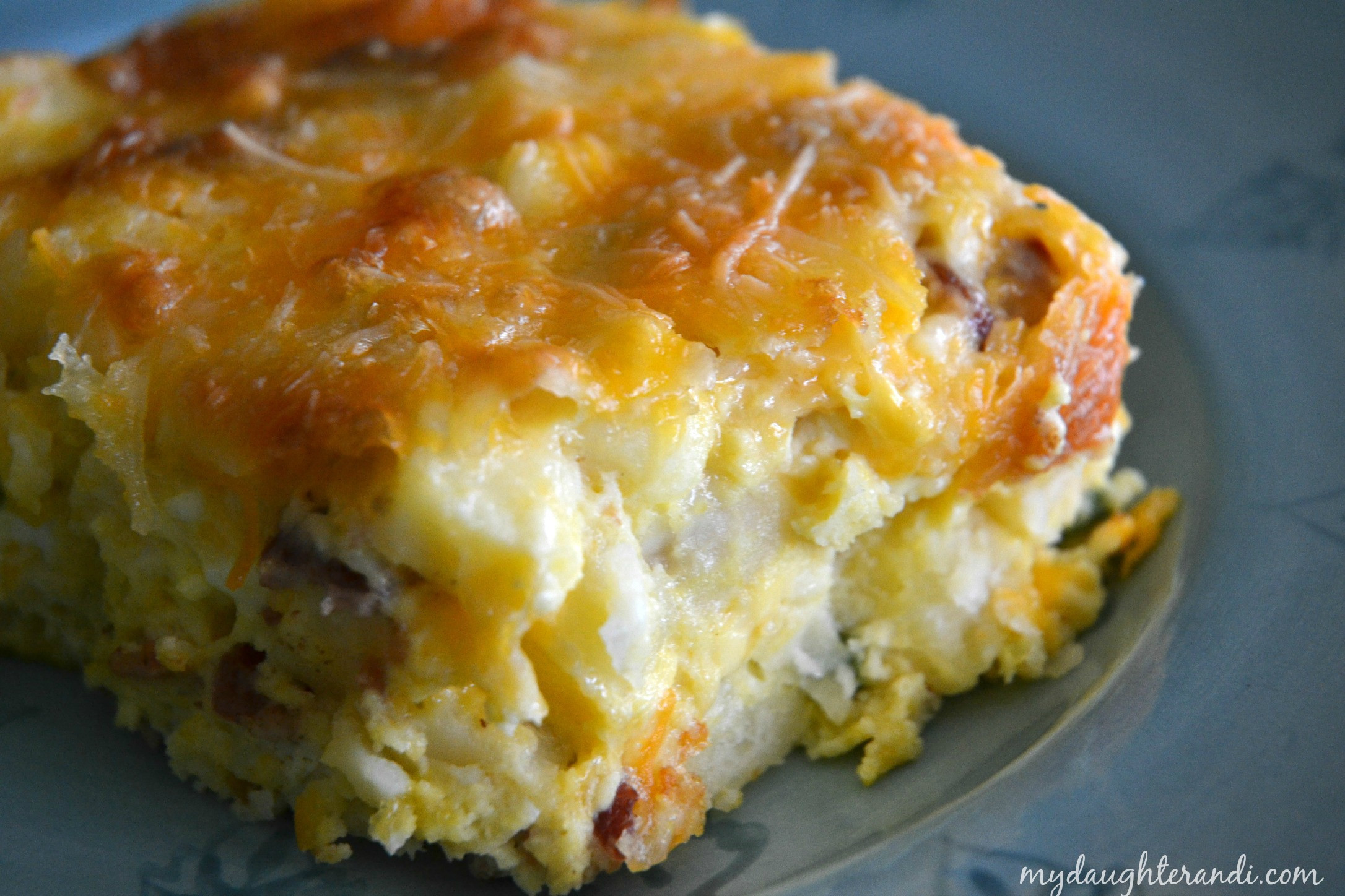 Christmas Breakfast Casseroles Recipes  My Daughter and I