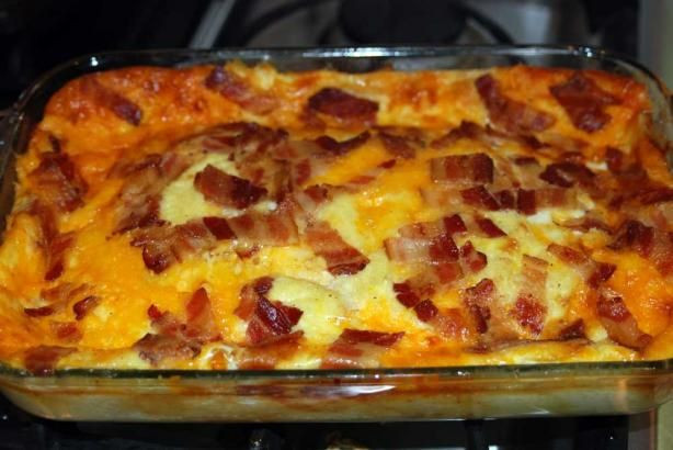 Christmas Breakfast Casseroles Recipes  Christmas Breakfast Bacon Casserole