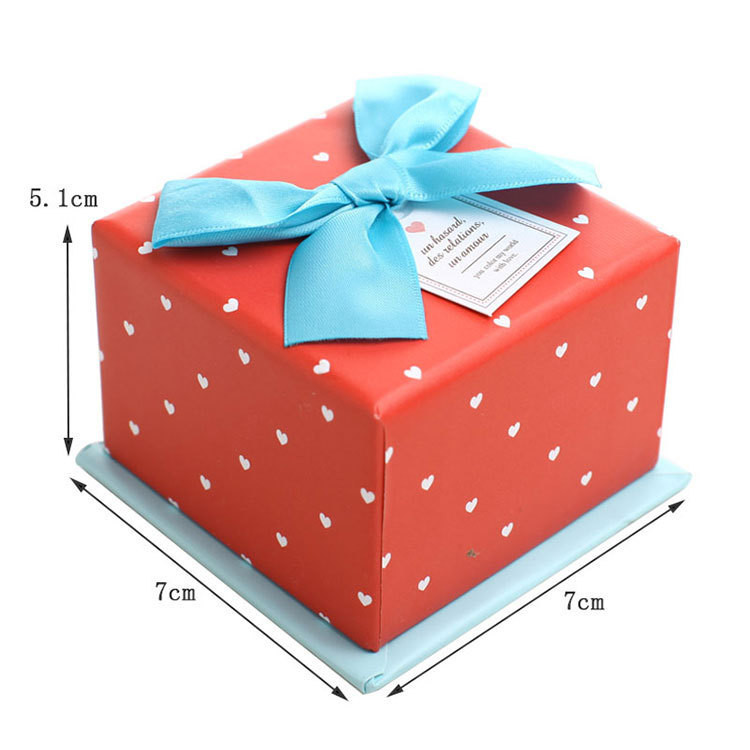 Christmas Candy Boxes  Custom t boxes Small Craft box Christmas Candy Gift