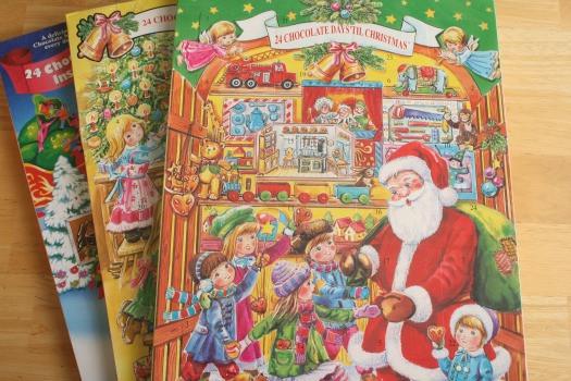 Christmas Candy Calander  The Parsimonious Princess Counting the Days A Fun Easy