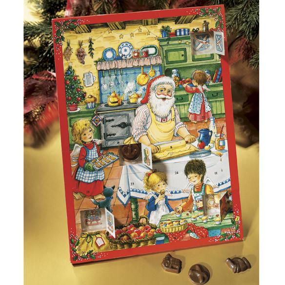 Christmas Candy Calander  Chocolate Advent Calendars