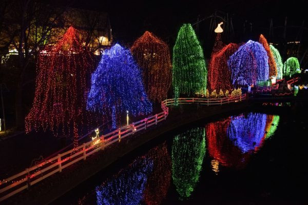 Christmas Candy Lane Hershey  12 Things to See at Hersheypark Christmas Candyland