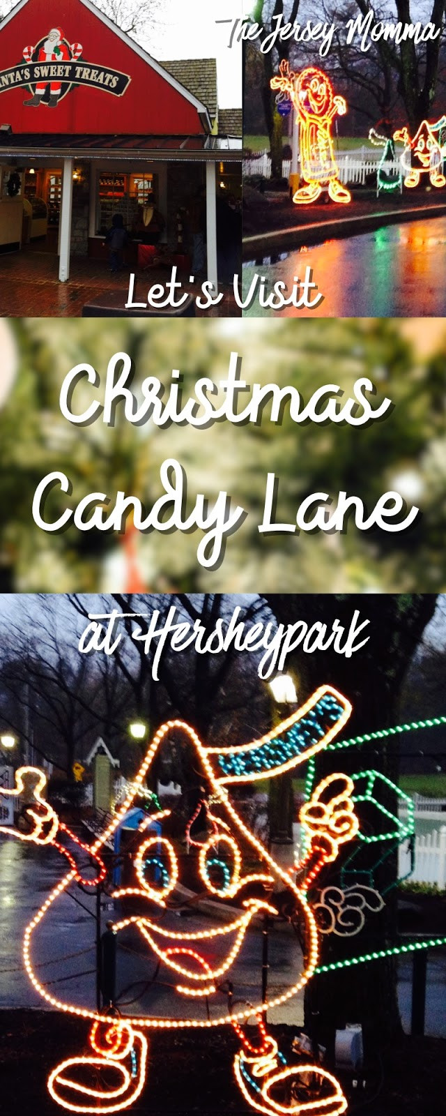 Christmas Candy Lane Hershey  The Jersey Momma A Review of Christmas in Hershey