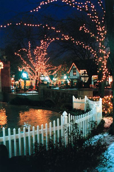 Christmas Candy Lane Hershey  Plan a family vacation to Christmas in Hershey Pa