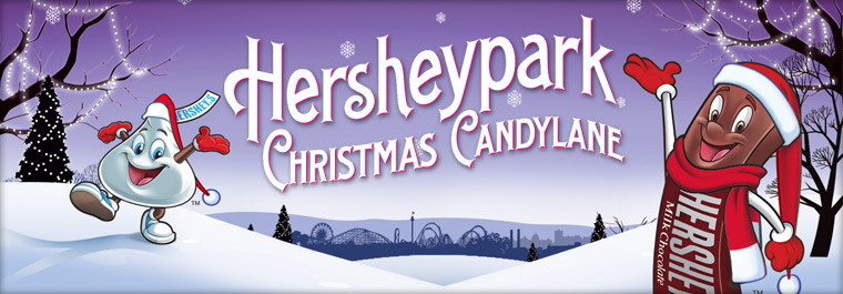 Christmas Candy Lane Hershey  2013 Hershey Park Discount bo Tickets InACents
