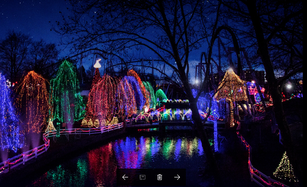 Christmas Candy Lane Hershey  6 must see holiday destinations in Pennsylvania