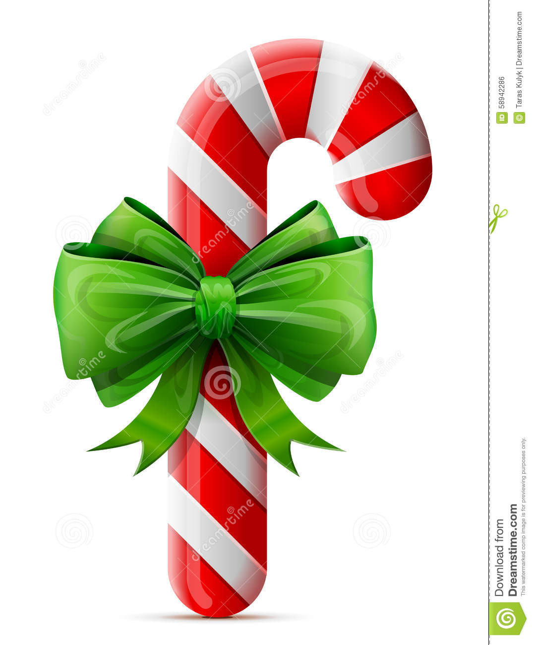 Christmas Candy Sticks  New Year Celebration Christmas Holiday Stuff Stock