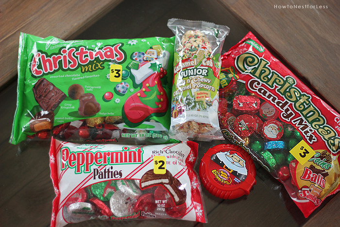 Christmas Candy Stocking Stuffers  More Stocking Stuffer Ideas How to Nest for Less™