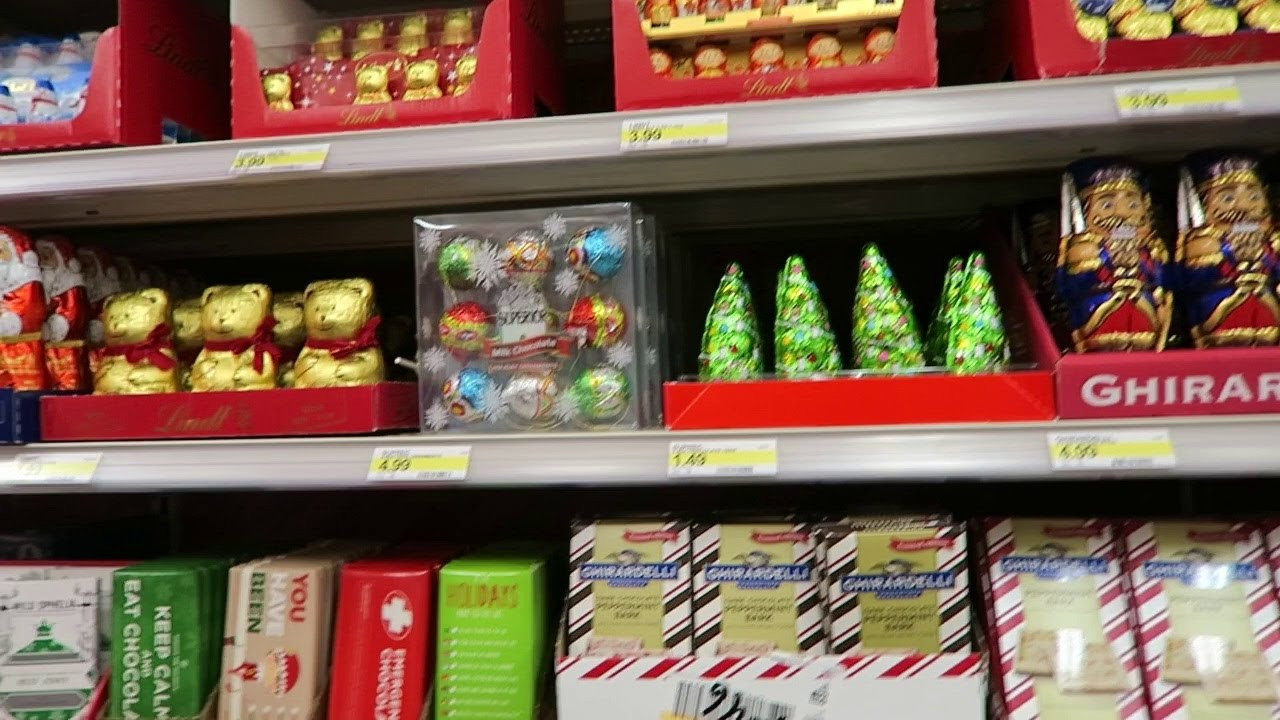 Christmas Candy Stocking Stuffers  Tar 2016 Christmas Candy Stocking Stuffers Décor
