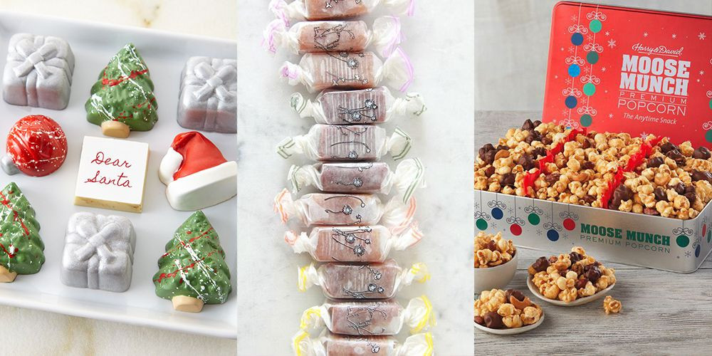 Christmas Candy Stocking Stuffers  18 Best Christmas Candy Gifts Holiday Chocolate Stocking
