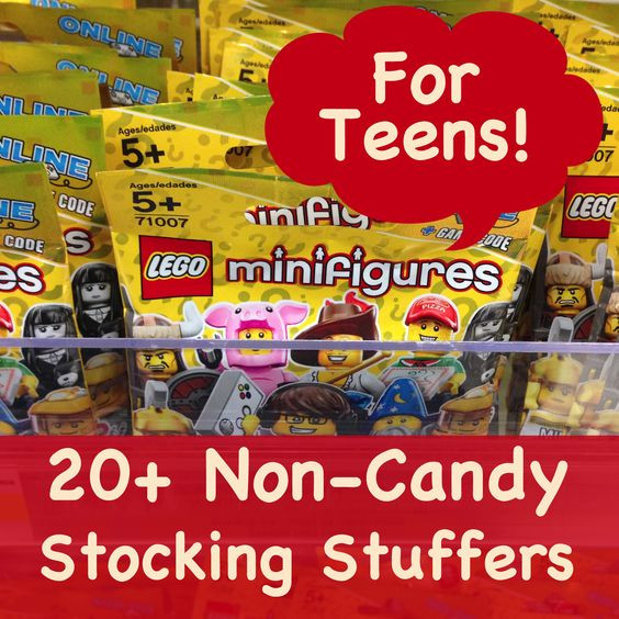 Christmas Candy Stocking Stuffers  Non Candy Stocking Stuffers r teens