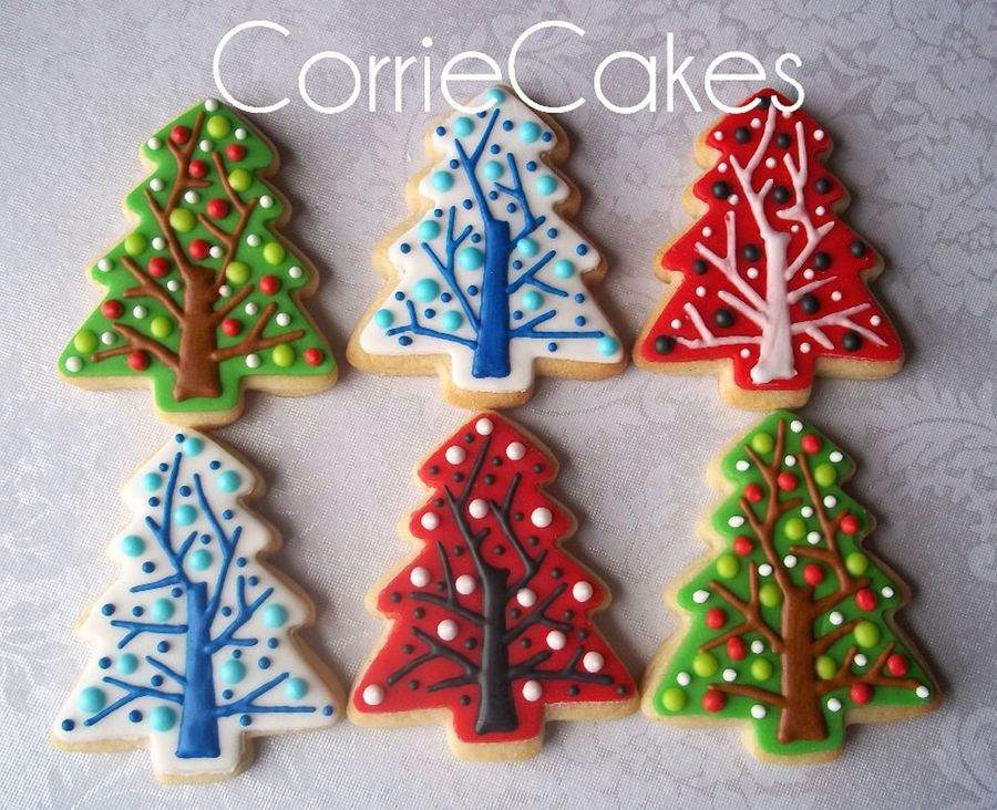 Christmas Cookie Icing Ideas  Christmas Cookies 2012 CakeCentral