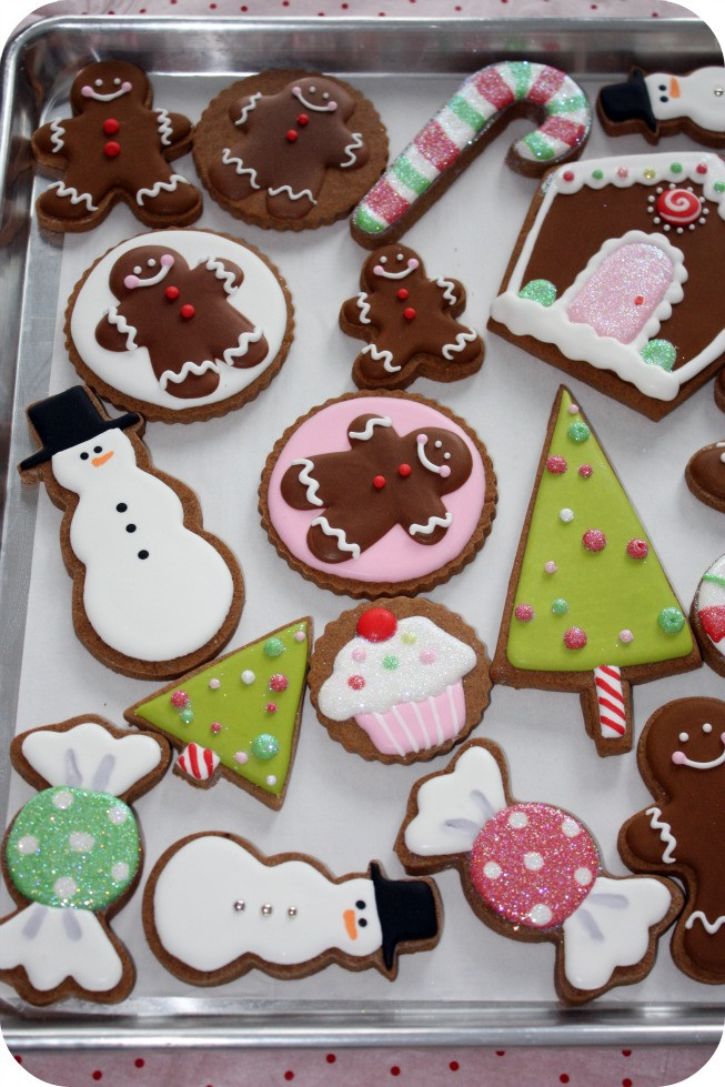 Christmas Cookie Icing Ideas  Staying Organized While Decorating Cookies – 10 Tips