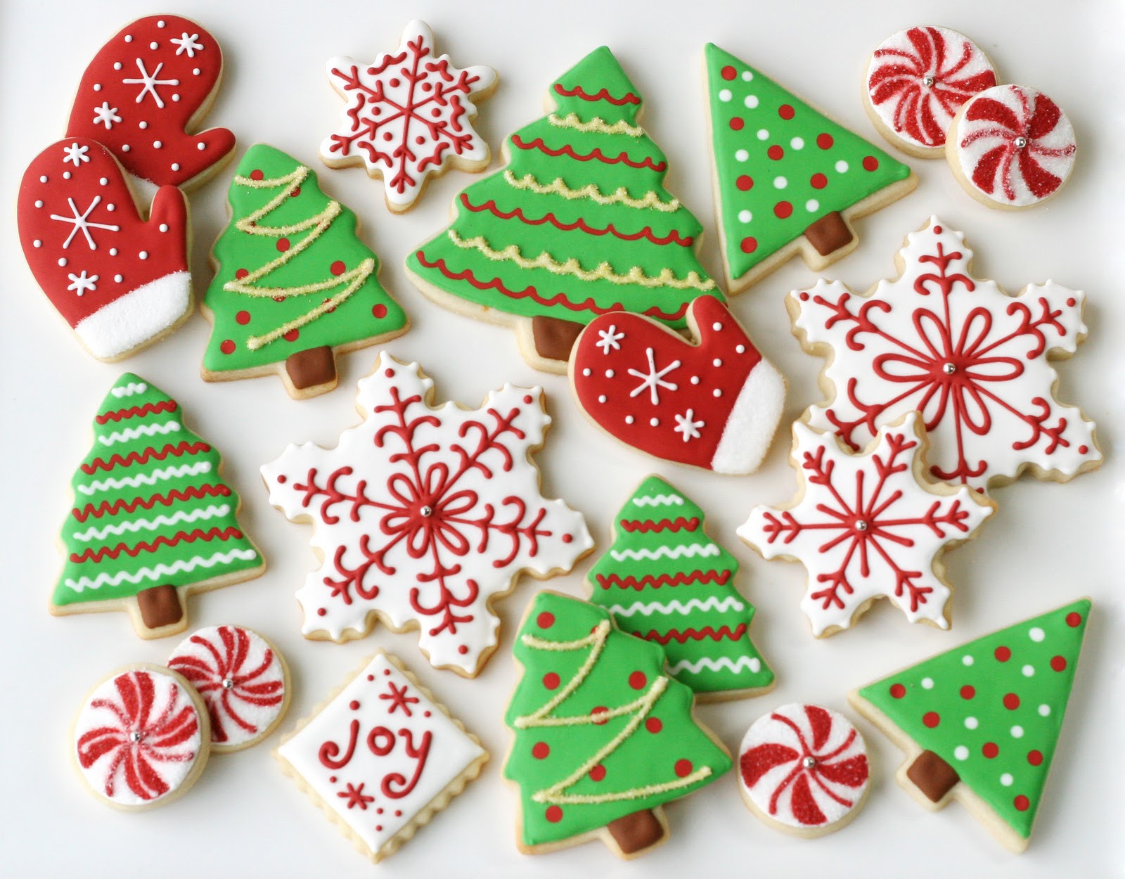 Christmas Cookie Icing Ideas  Christmas Cookies Galore Glorious Treats