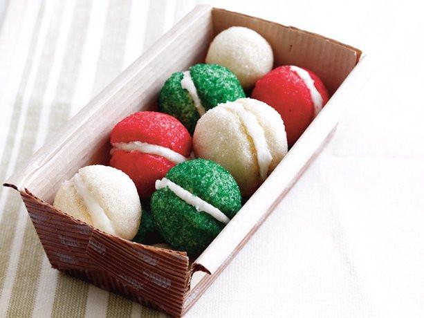 Christmas Cookies Balls  Christmas Cookie Recipe