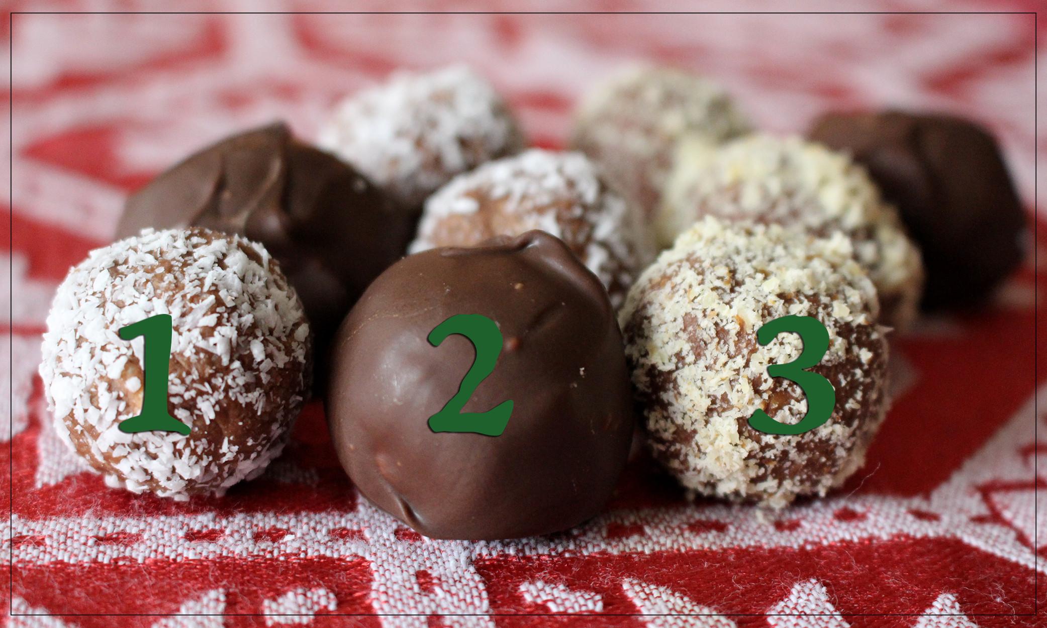 Christmas Cookies Balls  Christmas Cookie Balls