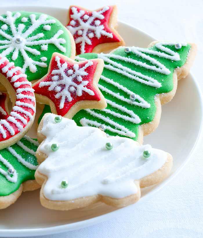 Christmas Cookies Cut Out Recipe  Christmas Cut Out Cookies The Cooking Mom