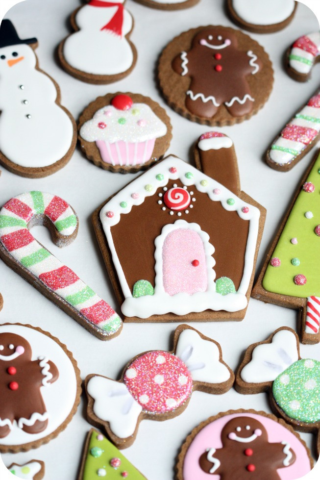 Christmas Cookies Decorating Ideas  Staying Organized While Decorating Cookies – 10 Tips