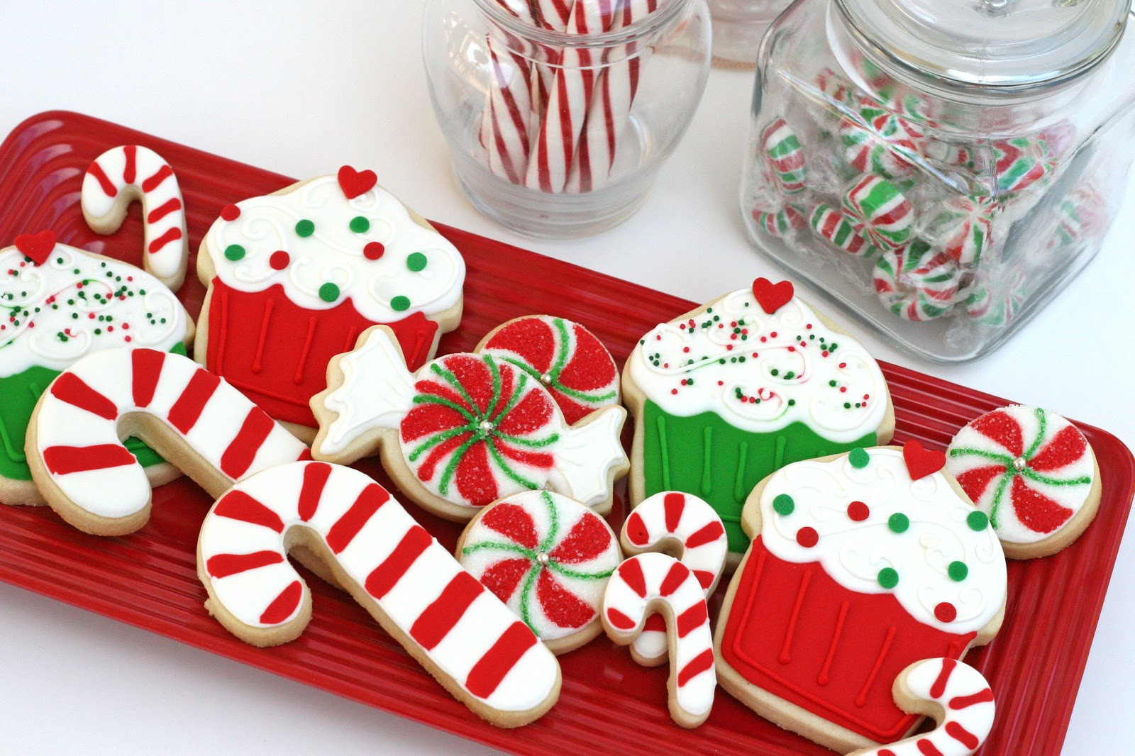 Christmas Cookies Decorating Ideas  Christmas Cookies Galore Glorious Treats