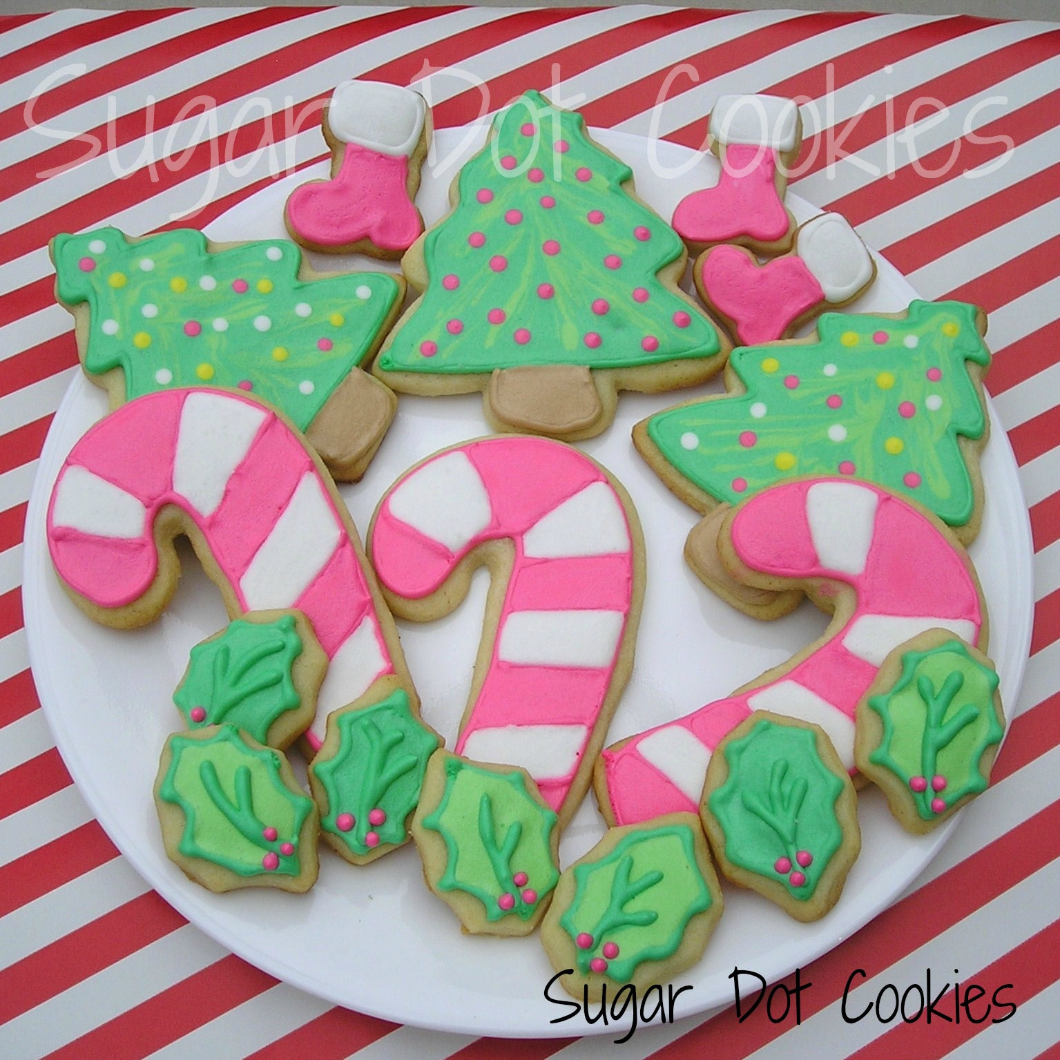 Christmas Cookies Decorating Ideas  Would you like to see last year s collection My first