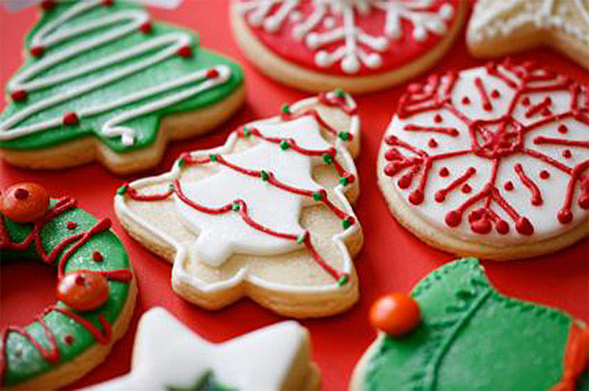 Christmas Cookies Decorating Ideas  Easy Christmas Cookies Decorating Ideas DIY