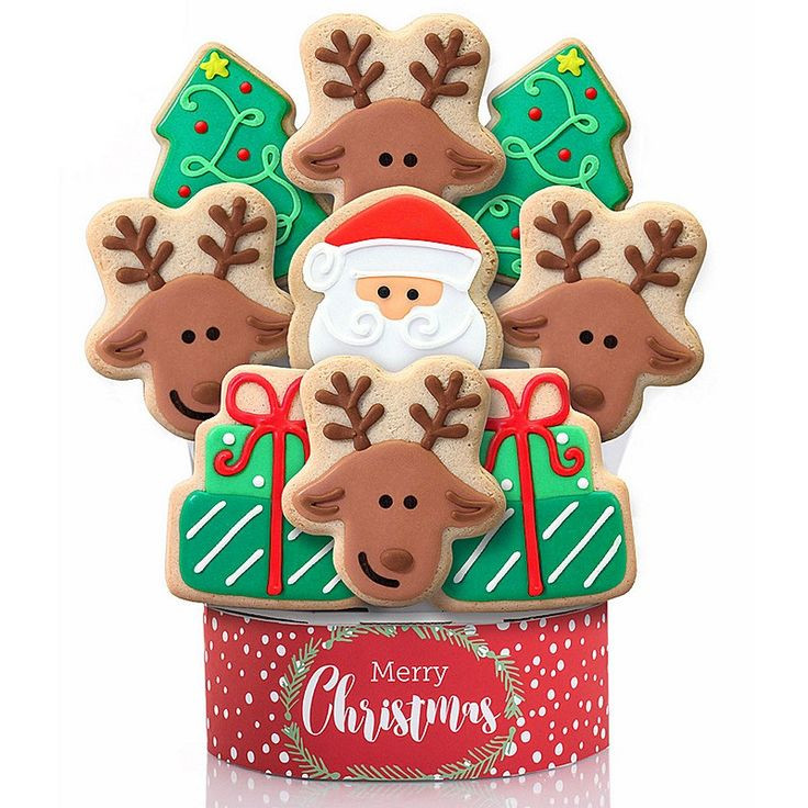 Christmas Cookies Delivered  Best 25 Cookies delivered ideas on Pinterest