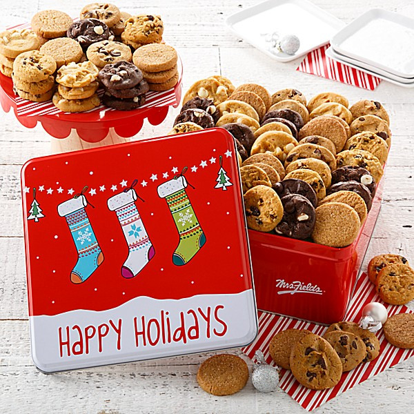 Christmas Cookies Delivered  Gourmet Christmas Cookie Delivered Order Christmas