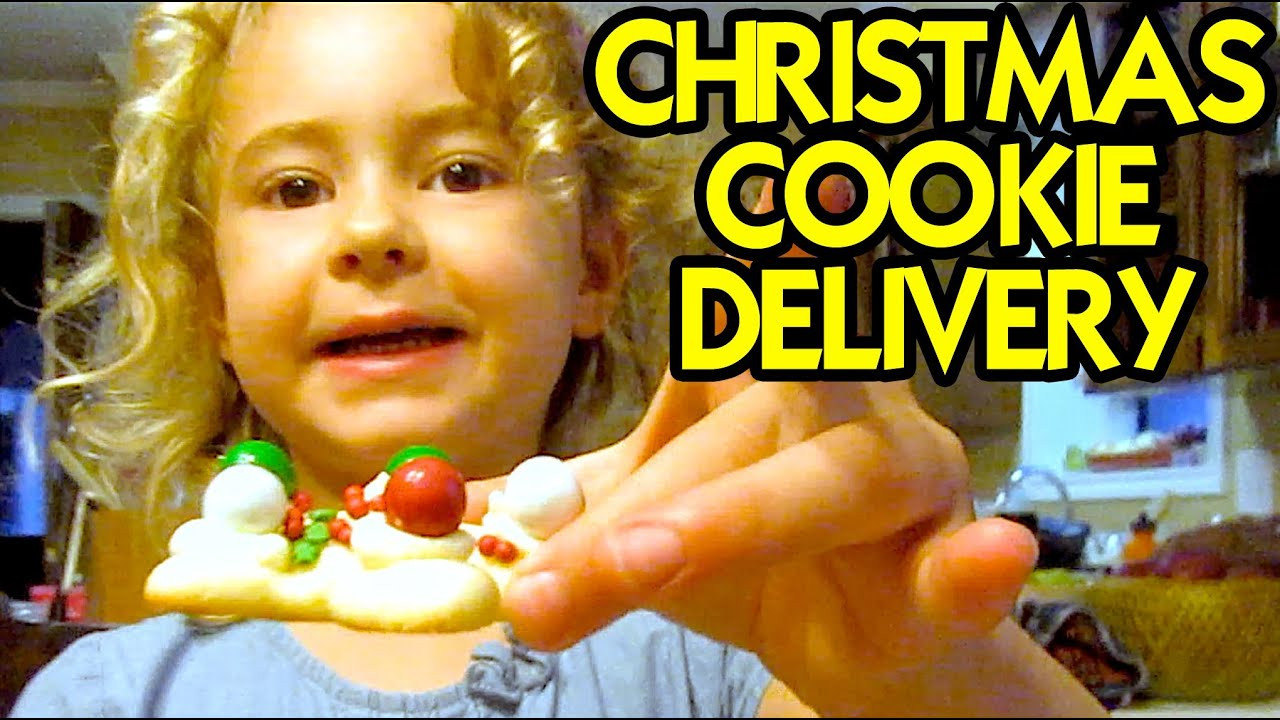 Christmas Cookies Delivered  CHRISTMAS COOKIE DELIVERY