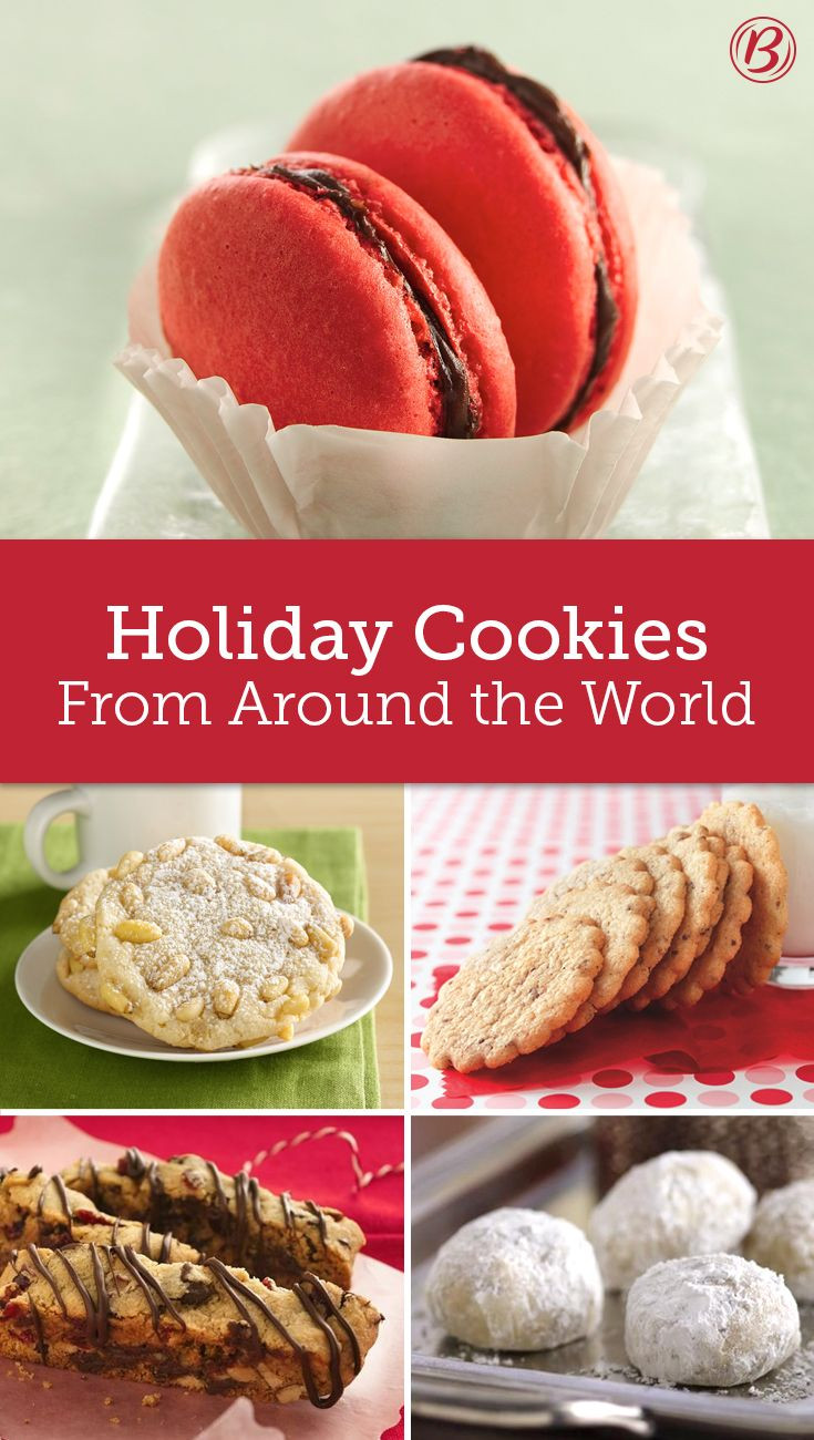 Christmas Cookies From Around The World  17 Best images about dessert around the world on Pinterest