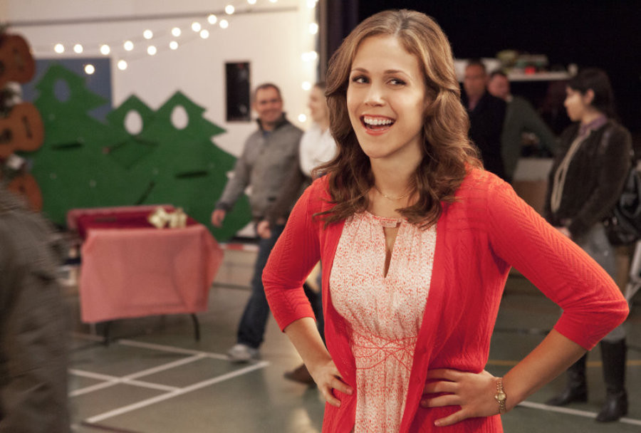 Christmas Cookies Hallmark Movie  Cast Chance at Romance